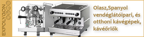 Expolygon Kávégépek