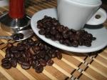 Essse D.A Vending szemeskávé teszt  kávébabok