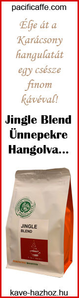 Pacificaffe Jingle Blend