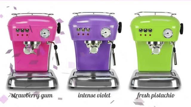 Ascaso Dream kávéfőzőgép Pistachio